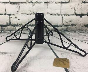 "4 Leg Folding Metal Craft for 4.5' Artificial Christmas Tree Green 17"" Base Stan"