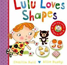 LULU LOVES SHAPES - REID, CAMILLA/ BUSBY, AILIE (ILT) - NEW BOOK