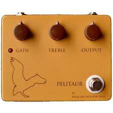 Pelican NoiseWorks Pelitaur Fuzz Pedal - Brand New - Official Dealer