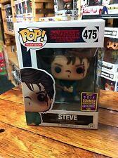 Stranger Things Steve SDCC 2017 # 475 Funko Pop Vinyl