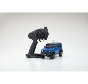 Kyosho K.32523MB Mini-Z 4X4 MX-01 Suzuki Jimny Sierra Brisk Blue (KT531P)