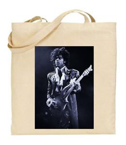 Shopper Tote Bag Cotton Canvas Cool Icon Stars Prince Pacino Ideal Gift Present