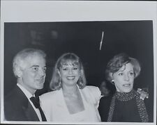 Nick Clooney, Toni Tenille, Carol Burnett ORIGINAL PHOTO HOLLYWOOD Candid