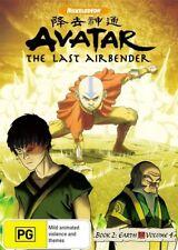 Avatar - The Last Airbender - Earth : Book 2 : Vol 4 (DVD, 2010)