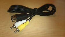 Cable video console NEC PC Engine CORE GRAFX 2 neuf new neu