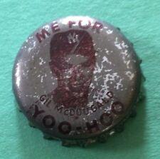 1959 Yoo Hoo Bottle Cap  GIL McDOUGALD   Yankees