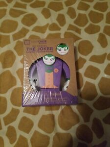 Loot Crate  DC Comics The Joker Painted Wooden Figure