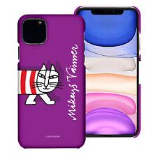 Lisa Larson Window / Vivid Hard Slim Cover for iPhone 12 11 Pro XS Max mini Case