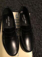 Start Rite Penny 2 Noir Hi Shine Chaussures UK Taille 13.5