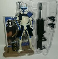 Star Wars CAPTAIN REX Phase II Figure CW13 501st Legion Clone Trooper Commander