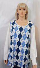 Women's Falls Creek Plus Size 2X 22/24 Top Shirt Blouse *Free Shipping*
