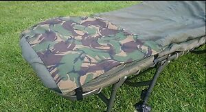 CARP FISHING BEDCHAIR COVER Muddy foot cover waterproof adwcarpcamoproducts