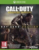 Call of Duty Advanced Warfare (Xbox One) Day Zero Ed - MINT - FAST DELIVERY FREE
