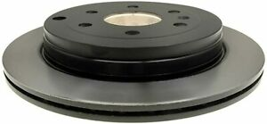 ACDelco ACDelco 18A2543 Professional Rear Drum In-Hat Disc Brake Rotor