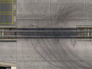 Dr! FT Ruta 2,70m x1, 50m Pista de Carreras Drift Nuevo Hamburgo Acoples