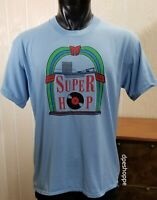 VTG Xtra Gold 69 AM Oldies Station BALLY'S Las Vegas SUPER HOP 1987 T-Shirt XL