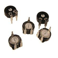 5 Trimmer trimmpoti Poti piher pt10 LV tirados 100r 004516