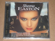 SHEENA EASTON - THE GOLD COLLECTION - CD SIGILLATO (SEALED)