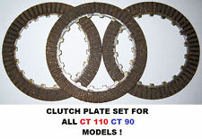 CLUTCH PLATE SET FOR HONDA CT 110 POSTIE BIKE CT 90 CLUTCH PLATES