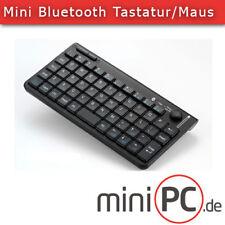 Mini Bluetooth-Tastatur mit Maus-Stick (PC, Android,..)