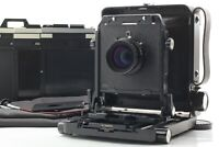Look!! Starting Kit Toyo Field 45A 4x5 Nikkor W 150mm f5.6 Lens 4x5 from Japan
