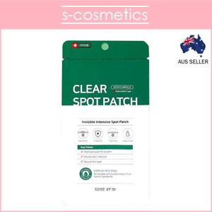 [SOME BY MI] Clear Spot Patch 18ea Acne Hydrocolloid Blemish Pimple Patch