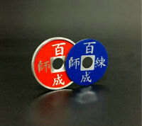 Chinese Coin Color Change,Best Coin Magic Tricks Gimmick Close up,Classic Magic