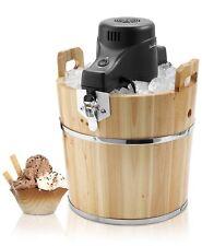 Sunbeam Ice Cream Maker 4-Quart Wooden Bucket VINTAGE style FRSBWDBK-NP - NEW!!!