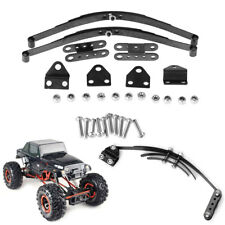 Hard Spring Leaf Suspension Steel Bar for 1:10 RC Rock Crawler RC4WD D90 Axial