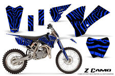 KTM SX85 SX105 2004-2005 GRAPHICS KIT CREATORX DECALS ZCAMO BLNP