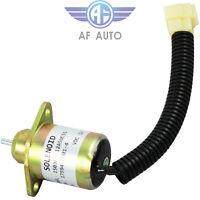 Auto-Moto SA4569T Fuel Shut Off Shutdown Solenoid Kubota For Yanmar Synchro Start SA4569T 12V