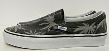 **NEW** VANS Classic Slip-On Men's 8/Women's 9.5 Grey Casual Shoes