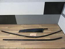 LEISTEN TÜR vorne rechts + BMW X3 F25 + schwarz hochglanz + Schachtleiste Blende