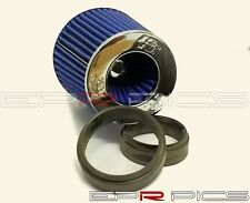 K&N Universal Replacement Blue Air Filter for Ford Citroen Renault Vauxhall