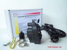 Motorvorwärmer 80°C OWL-1 +Standheizung-Univ.alle Marken/Modelle+Anschluß-Set