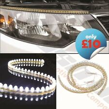 *2 x 48cm LED DRL Daytime running light Strips Flexible SMD Universal Interior