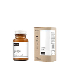 NEW NIOD Myrrh Clay 50ml Womens Skin Care