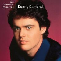 Donny Osmond - The Definitive Collection [CD]
