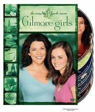 NEW! Gilmore Girls DVD - The Complete Fourth Season