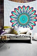 Indian Queen Hippie Wall Hanging Mandala Tapestry Dorm Throw Ethnic Bedspread
