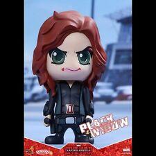 Avengers Black Widow Hot Toys Figure Cosbaby Marvel Comics New Cosb254