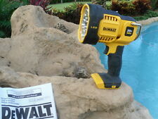 DeWalt DCL043 20-Volt MAX Lithium-Ion Cordless Jobsite Spotlight Flex Head LED