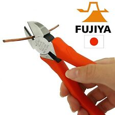 Fujiya Diagonal Cut Pliers Electricians Side Cutters Heavy Duty  Made in Japan
