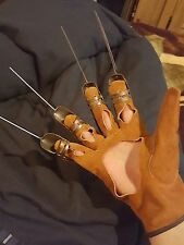 Freddy Krueger Glove Nightmare on Elm Street Hand Made Metal Robert Englund