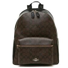 Authentic New Coach CHARLIE Large BACKPACK IN SIGNATURE F38301 $395