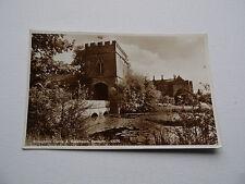 Banbury - Broughton Castle & Gatehouse, Banbury, Oxfordshire - Postcard (4).