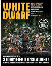 White Dwarf Weekly Magazine Issue 51 17 January 2015 Games Workshop