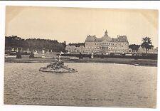 environs de melun , chateau de vaux-le-viconte , le bassin de la tritonne