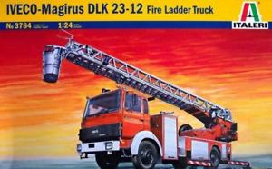 Italeri 3784 1/24 Iveco-Magirus Dlk 26-12 Fire