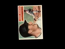 1956 Topps 129 Jake Martin RC Gray Back EX #D1,051409
